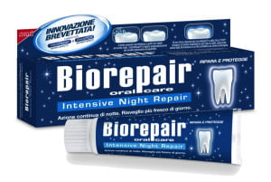 Зубная паста Biorepair для ночного ухода