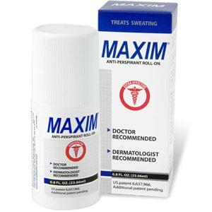 Дезодорант Maxim