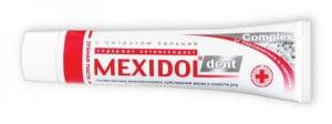 Meksidol zubnaja pasta