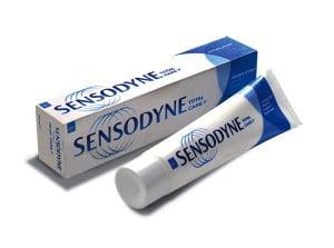 Зубная паста Sensodyne