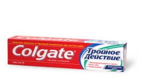 Zubnaja pasta Colgate