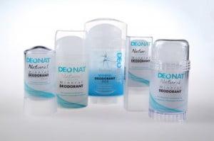 Виды дезодоранта DeoNat