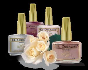 Лак для ногтей EL Corazon1