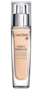 тональный крем Lancome Teint Miracle.