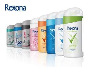 Дезодорант Рексона разновидность