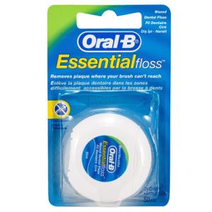 Essential Floss от Oral-B зубная нить