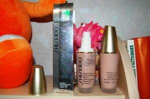 Тональный крем Shiseido - отзывы