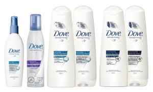 Шампунь Dove - отзывы