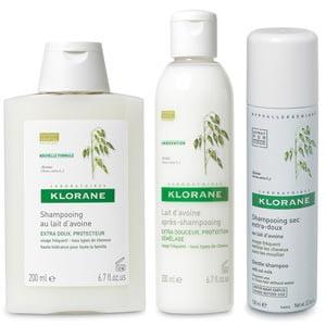 Красивым волосам – достойный уход вместе с шампунем Клоран.